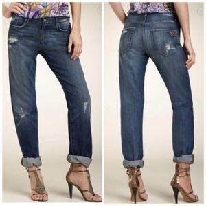 Joe's Jeans Ex Lover Boyfriend Jeans Gemma Size 24